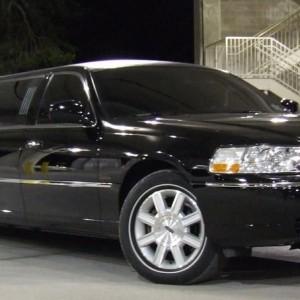 black-limo